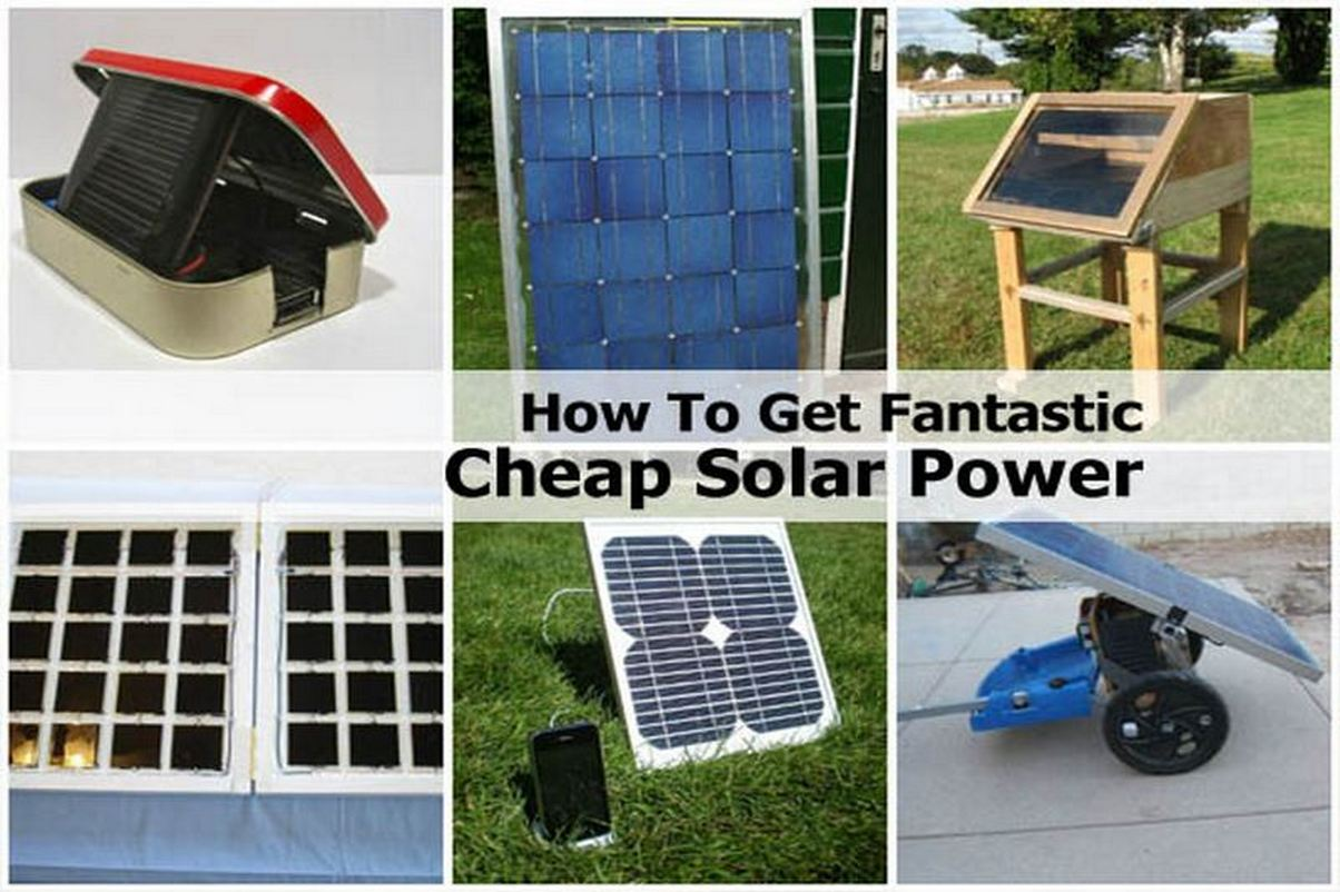 How To Get Fantastic Cheap Solar Power