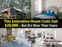 This Innovative House Costs Just $20,000 – But It's Nicer Than Yours