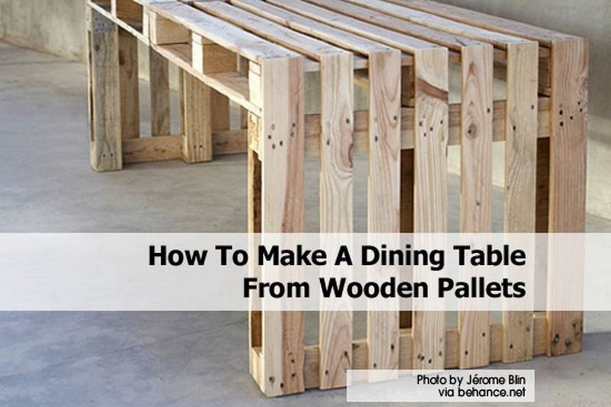 How To Make A Dining Table From Wooden Pallets. Full resolution‎  pic, nominally Width 1204 Height 802 pixels, pic with #644B32.