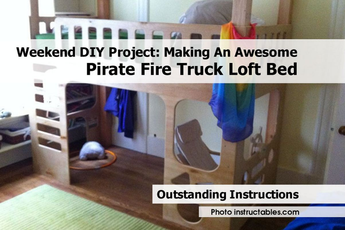 Pirate Bed Instructables Com