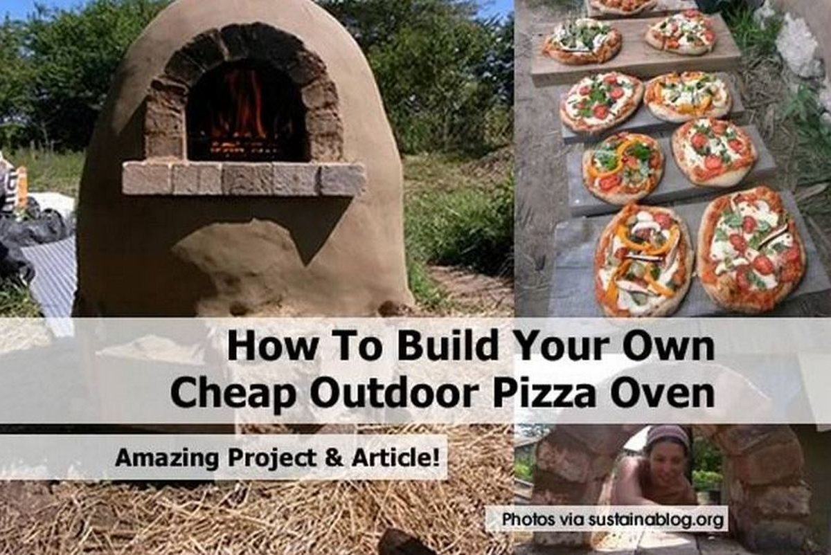 Inexpensive Pizza Diy Projects For 28 Images How To
