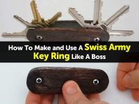 How To Make and Use A Swiss Army Key Ring Like A Boss