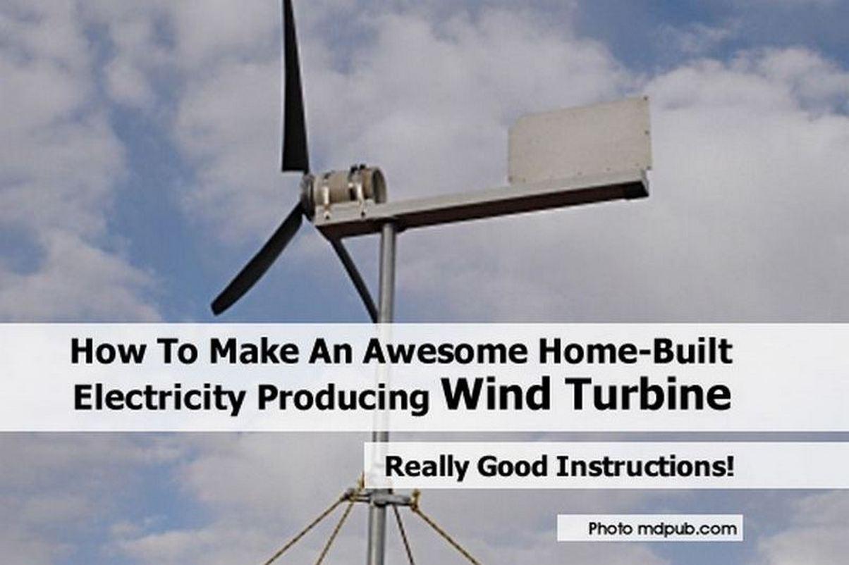 Get Diy qr5 wind turbine | top click